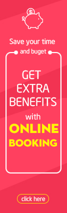 Extra benefits of online bookings with Handspan